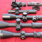 Reticle picture collection