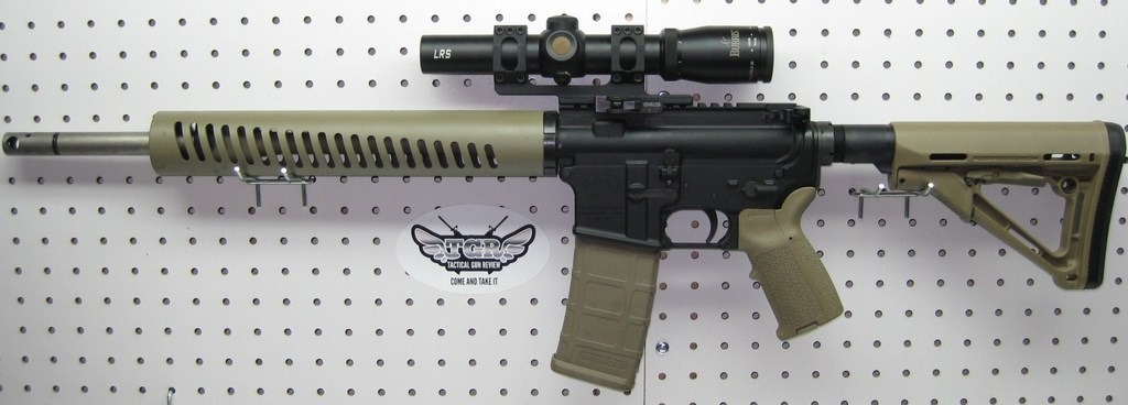 STI Sporting Rifle: AR15 Review