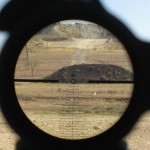 Leupold Mark 8 1.1-8 CQBS Reticle Picture 500 yards unlit