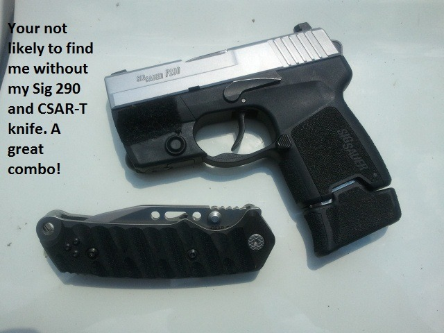 Sig P290 9mm