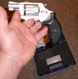 Smith Wesson 317 Airlite 22 LR
