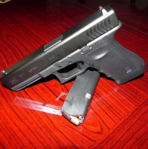What brand of handgun do you trust most?