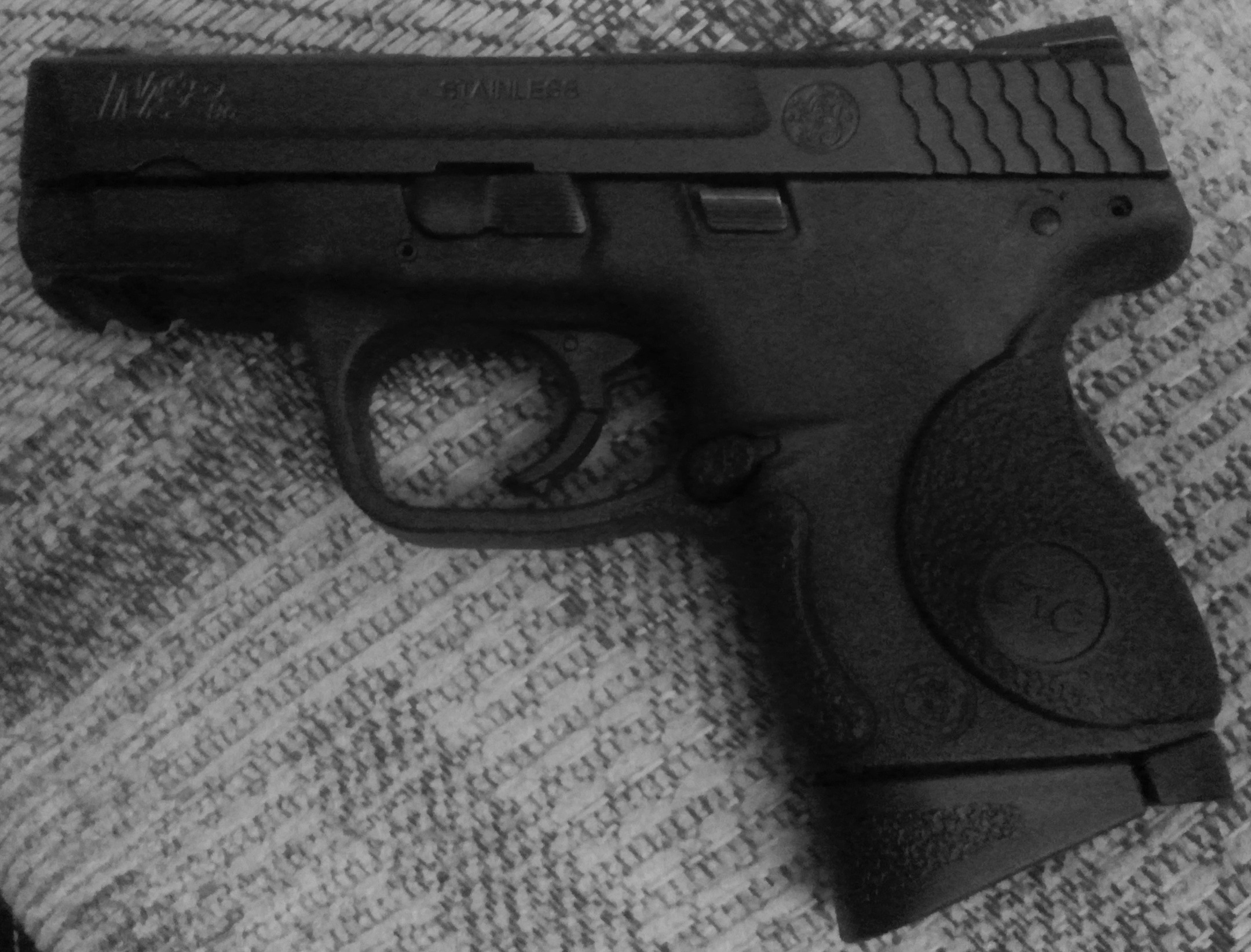 Smith Wesson MP 9mm compact