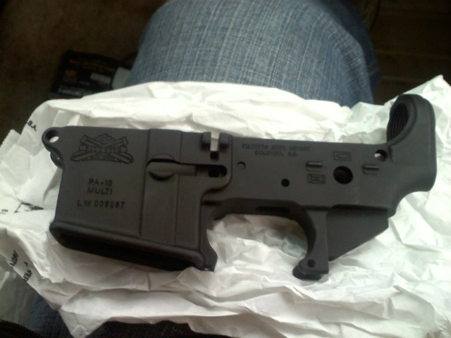 PSA lower build and complete PSA upper review