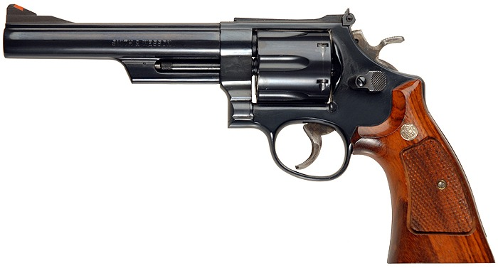 Dirty Harry Classic: The Smith 29 44 mag