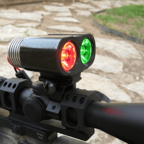 Texas Boars DDT weapon light review