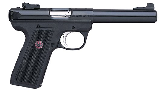 Ruger MK 3 22/45 Review