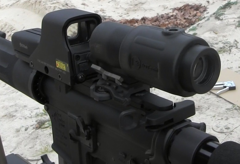 TGR tests the Eotech Gen II 3x magnifier review