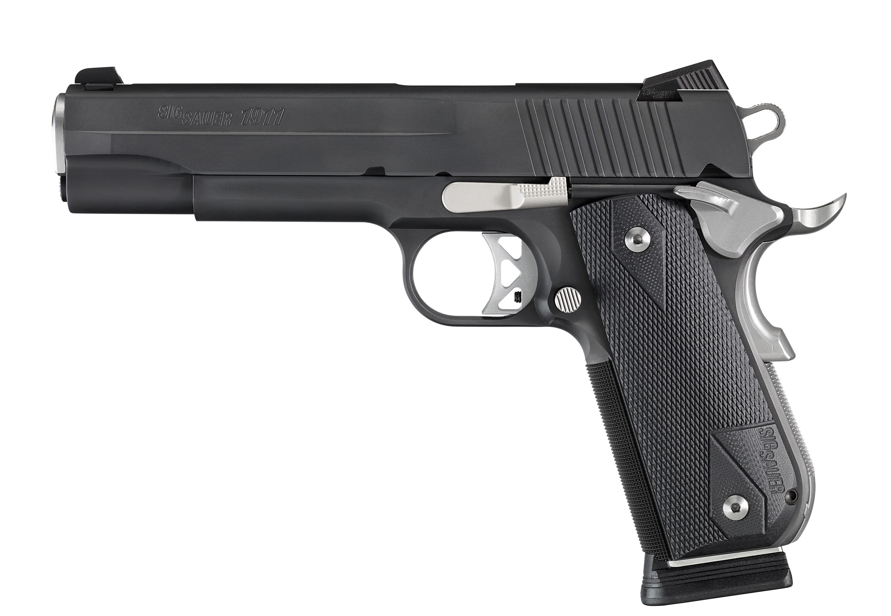 Sig Sauer 1911 Carry Nightmare = Troll Successful