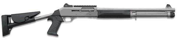 Benelli Tactical Benelli's m4 Tactical is