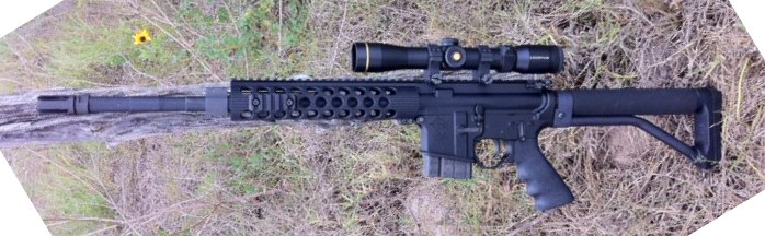 Gun Review: Bison Armory 6.8 SPC II