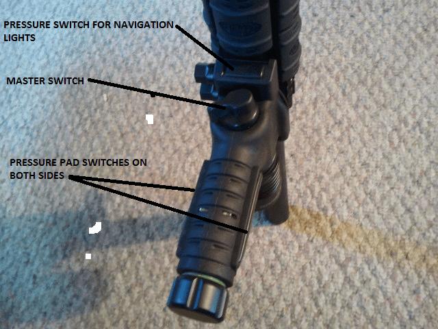 RICO EVO 2 weapon light review
