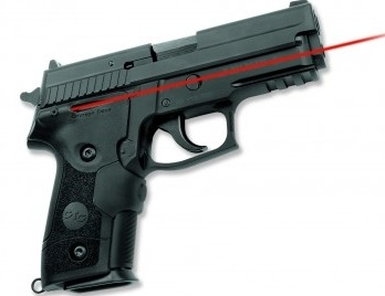 Crimson Trace LG-429 Sig Sauer P229 Laser Grip Review