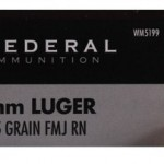 Federal Champion 9mm ammo review