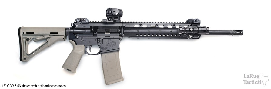 Consumer Review: LaRue Tactical OBR 5.56 16″ review