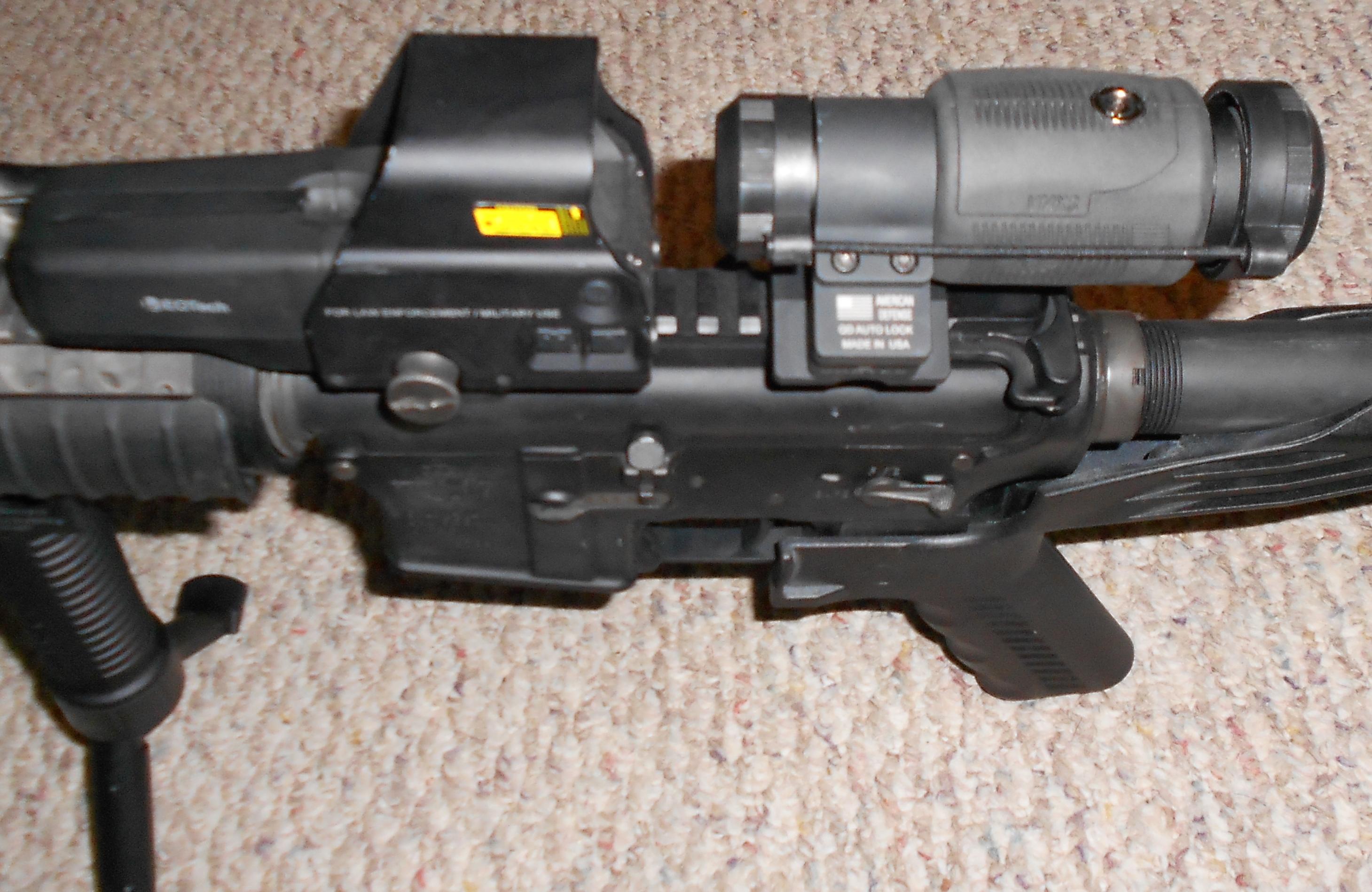 Vortex VMX 3 Magnifier