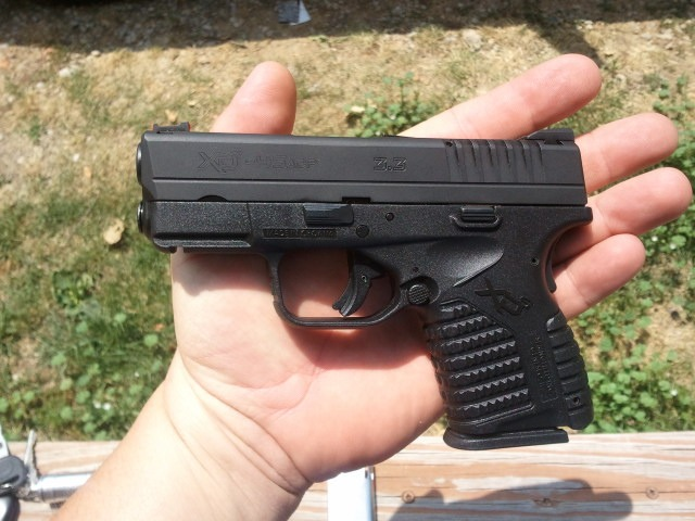 Springfield XDS 45 Review: Part 1