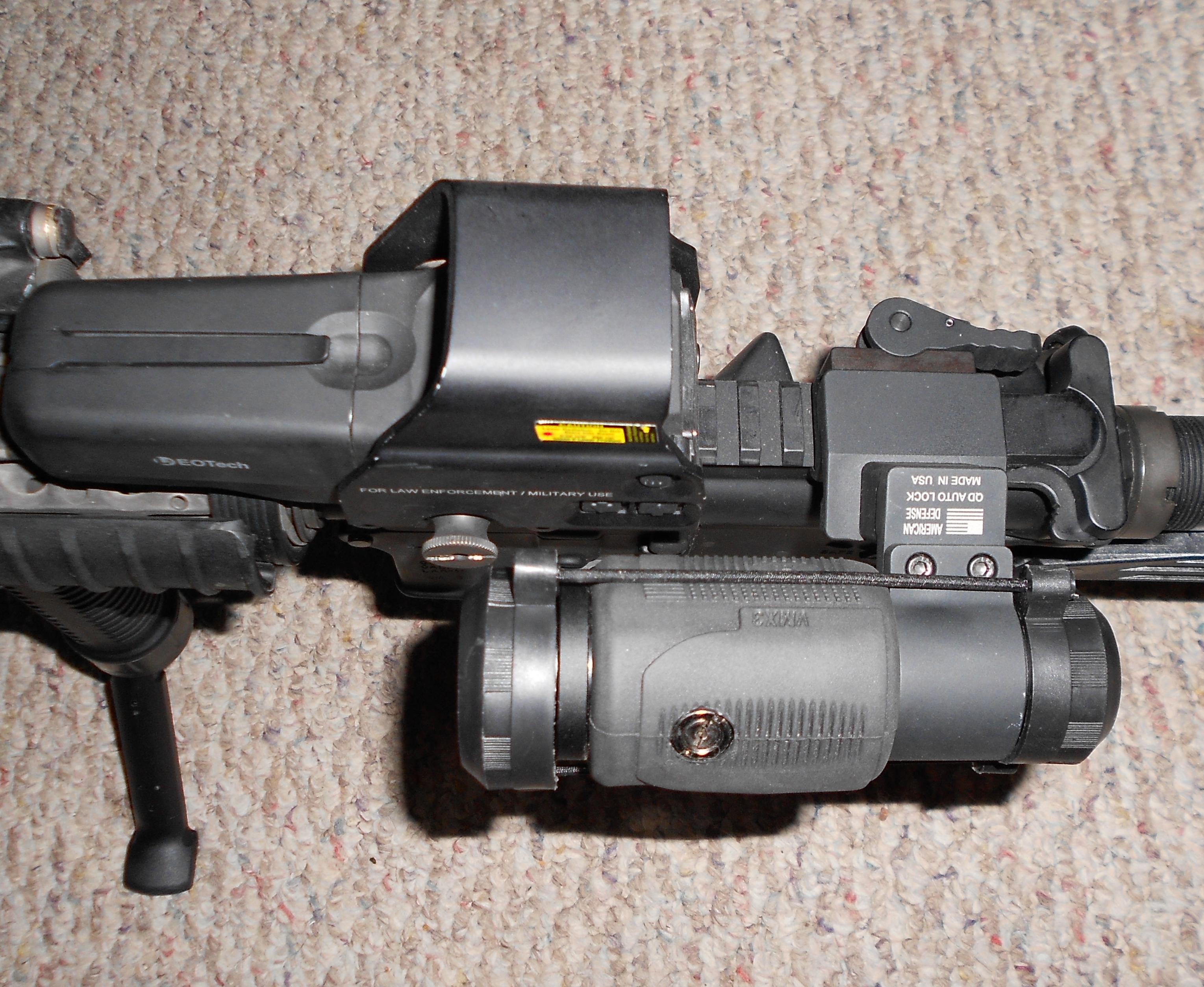 vortex vmx 3 magnifier gun reviews tactical gun review