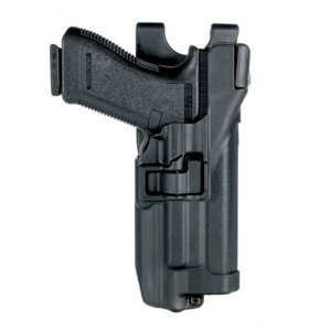 Consumer Holster Review: Blackhawk Level 3 SERPA