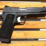 Consumer Gun Review: Sig Sauer 1911 XO