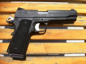 Sig XO 1911 right side