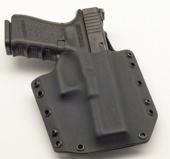 Consumer Holster Review: Raven Concealment vs DSG Arms Alpha series