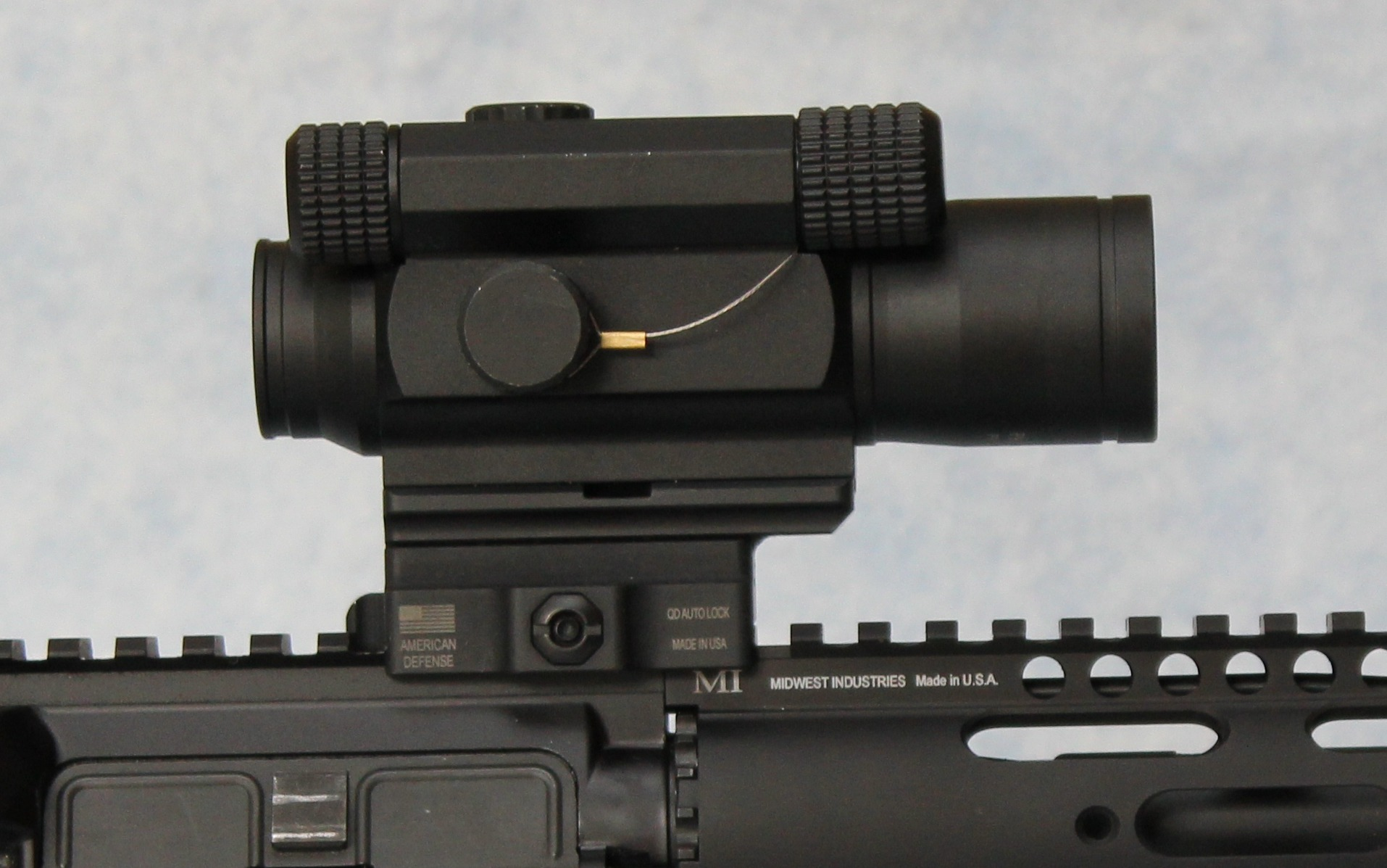 Consumer scope review: Primary Arms Gen 2 AA Battery Red Dot