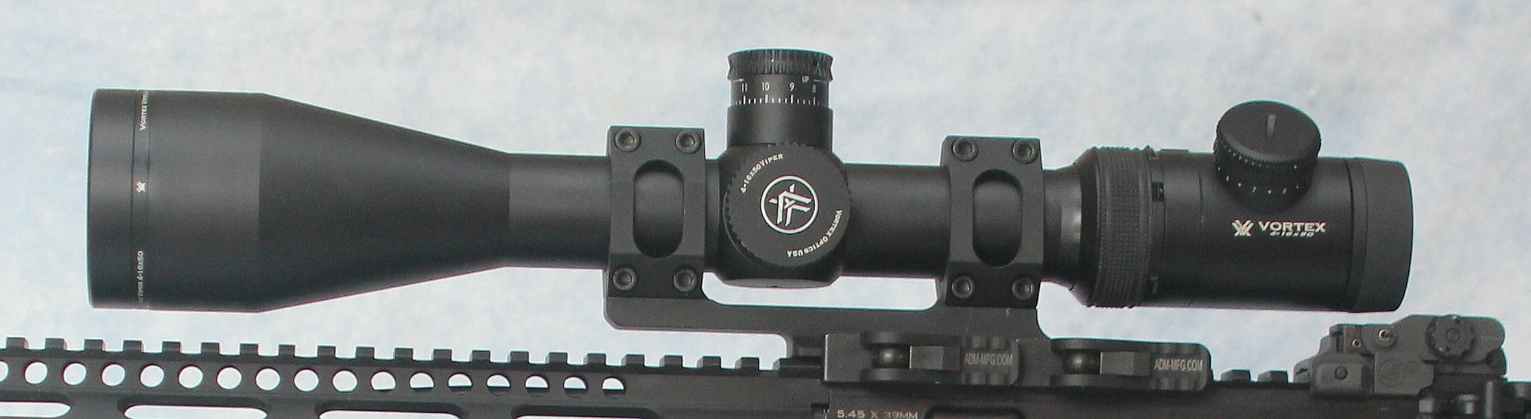 Vortex Viper PST 4-16x50mm FFP EBR-1 Scope