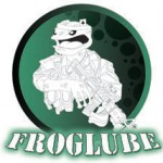 FrogLube Frog - He's who the TMNT want to be when they grow up