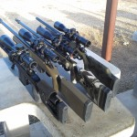 A day at the range with a Kahles K312ii, Kahles K24i, Leupold Mark 8