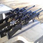 rifle time! Kahles K312ii, Kahles K624i, IOR Valdada 3-18 and Leupold Mark 8