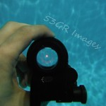 The Trijicon SRS Drag and Dive
