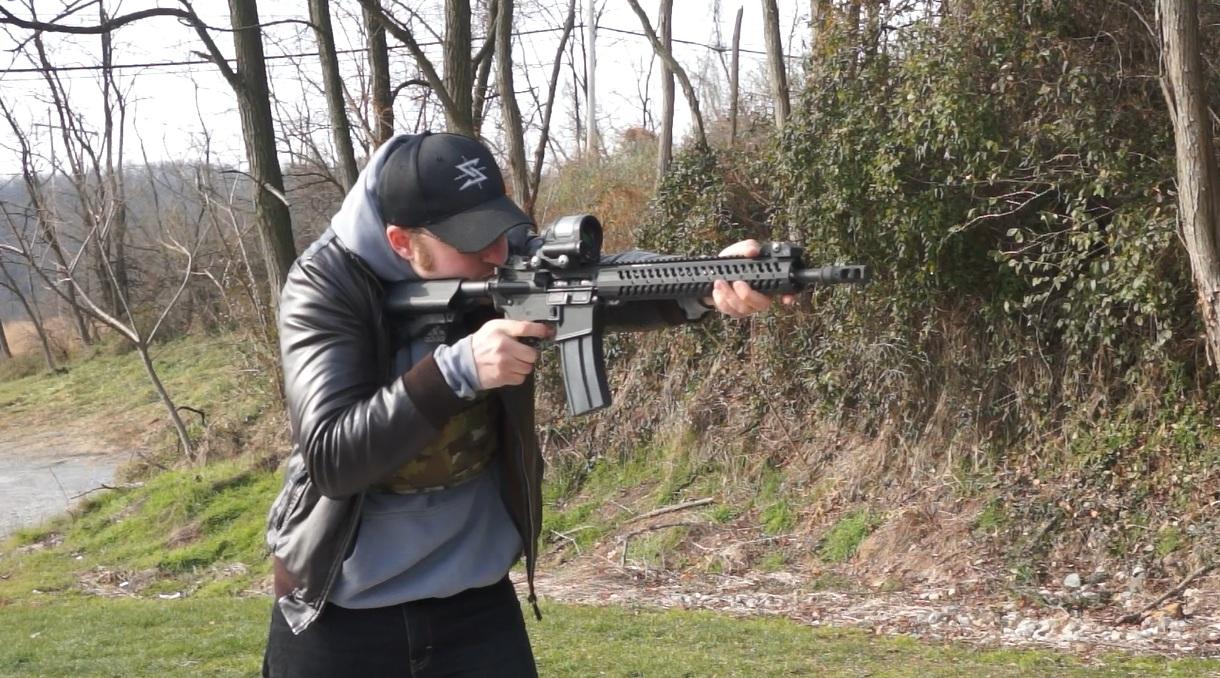 The Shashka Carbine – Part 1