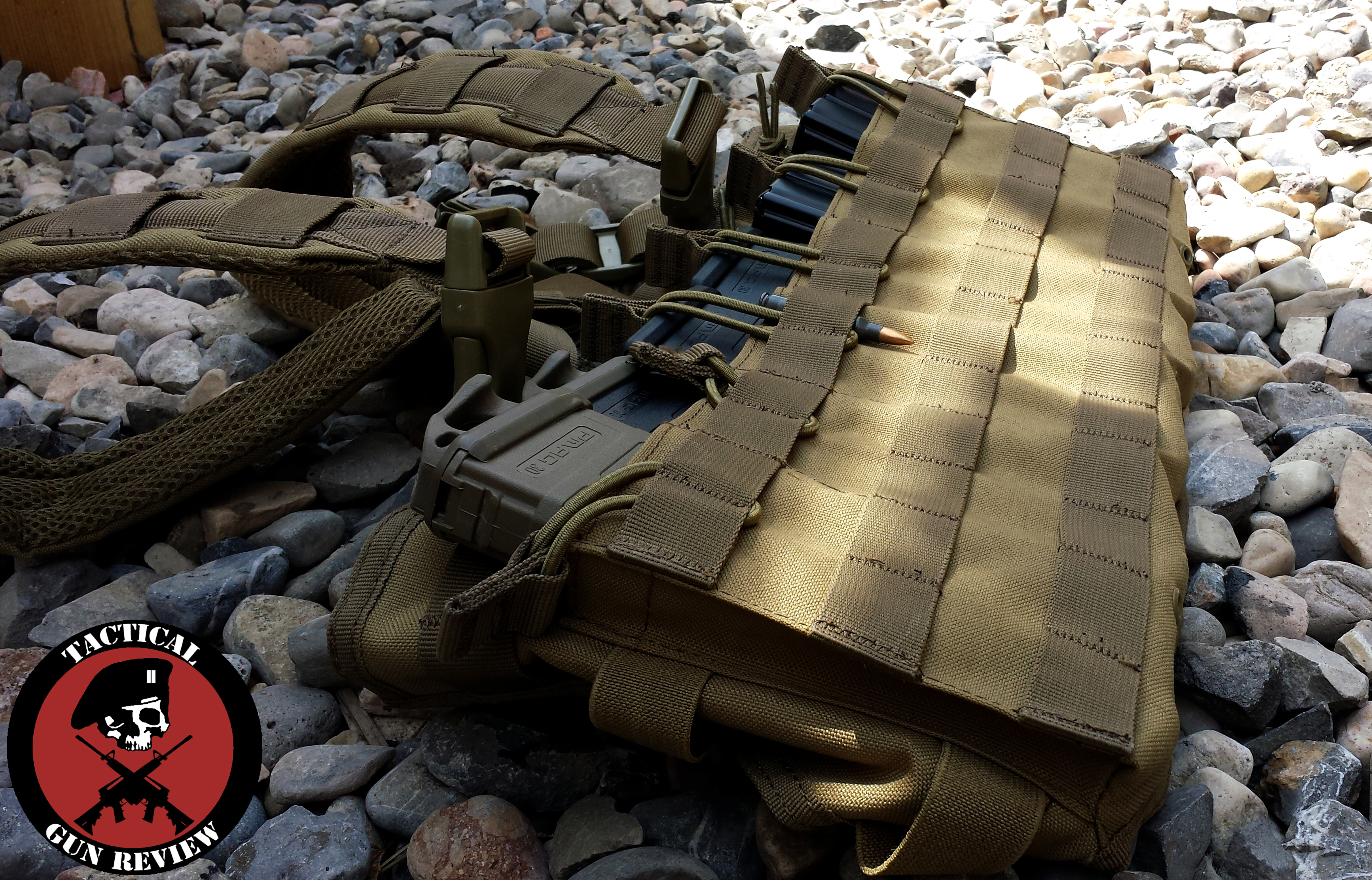 Condor Rapid Assault Chest Rig