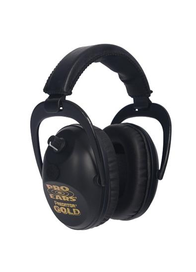 Staff Review: Pro Ears Predator Gold Ear Muffs