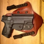 CompTac MTAC holster with M&P