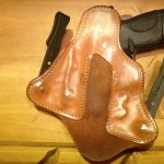 CompTac MTAC Holster back with M&P