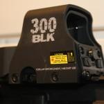 EoTech 300 Blackout
