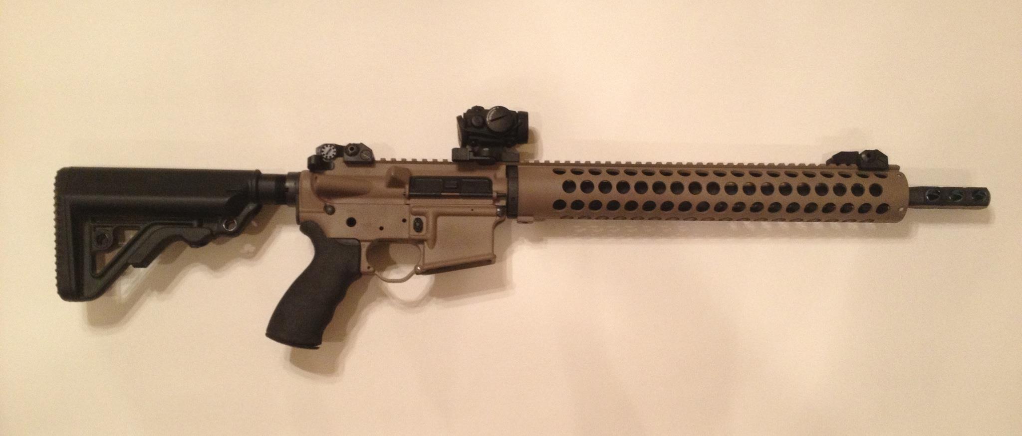Hayes Custom Guns Gun Reviews Tactical Gun Review