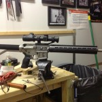 Hayes Custom Guns Competition AR15
