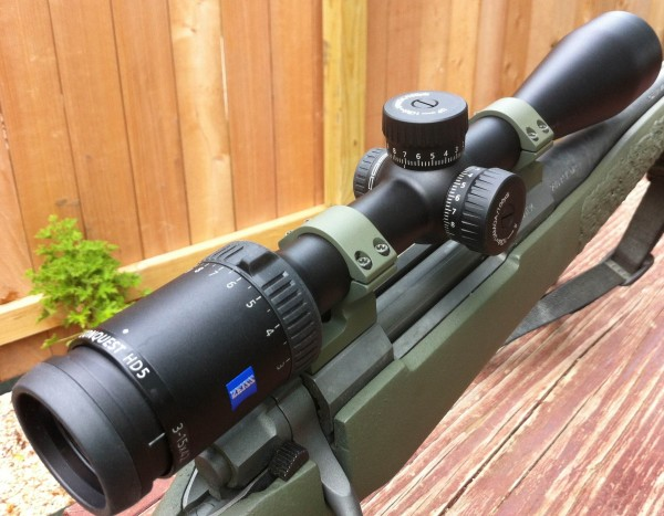 Zeiss Conquest HD5 3-15 Review