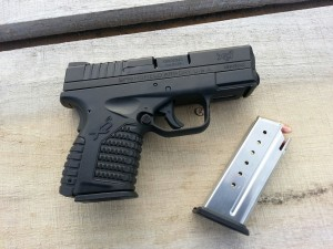 XDS 9mm right side