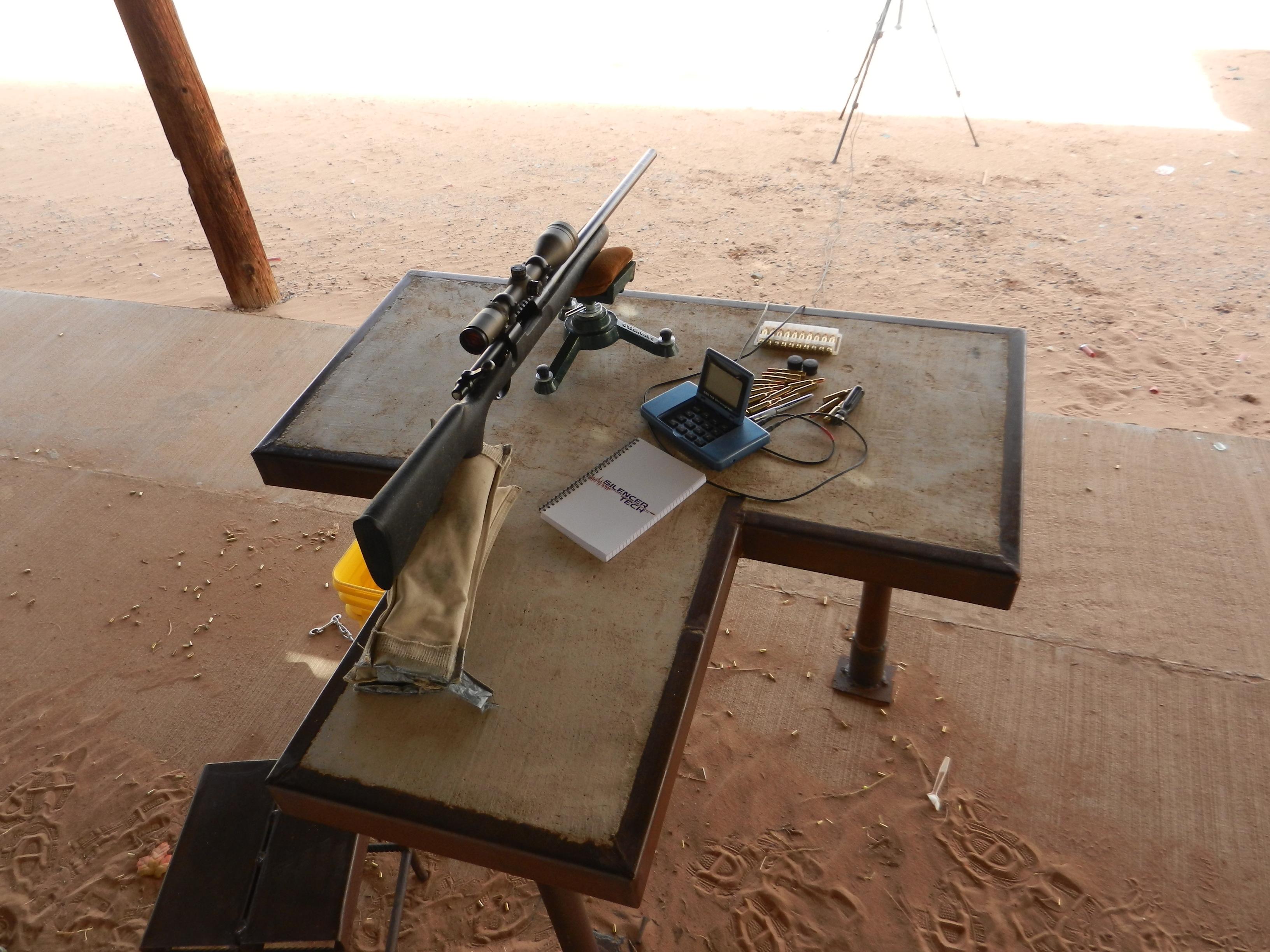 Best barrel length for .308 rifle