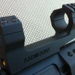 AADMOUNT 30mm AR15 scope mount
