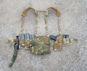 Specter Gear holster on a BFG BELTminus