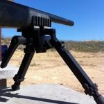 Sinclar Tactical Bipod rear view