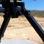 Sinclair Tactical Bipod rear view
