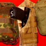 Specter Gear MOLLE / PALS Compatible  SIG P226 / P220  Modular Tactical Holster