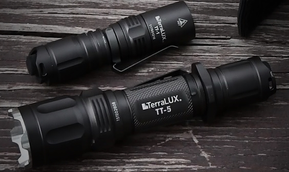 Terralux Tactical Light Review