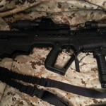 The IWI Tavor Bullpup 5.56mm Rifle Part 2.
